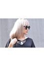 Sheinside-dress-mirror-clutch-mmm-bag-house-of-holland-sunglasses