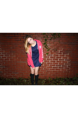 jack wills hoodie - new look dress