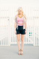 Floral + Stripes