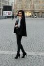 Black-wool-c-a-scarf-black-pimkie-heels-black-wool-forever-21-cape
