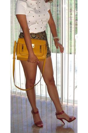31 Phillip Lim bag - Forever 21 shorts - Target heels