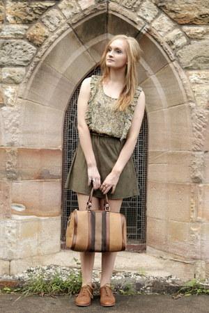 light brown bowler Sportsgirl bag