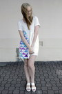 White-sabo-skirt-dress