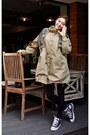 Jamyjade-coat