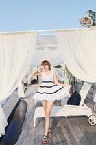 white dress JAMYNANING9 dress