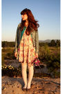 Blue-h-m-cardigan-pink-h-m-dress-blue-pull-bear-jacket-beige-h-m-socks-b