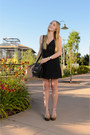 Black-silk-alice-olivia-dress-black-bucket-saint-laurent-bag