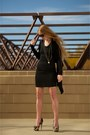 Black-rick-owens-cardigan-black-t-by-alexander-wang-dress-beige-prada-shoes-