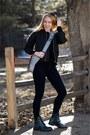 Teal-combat-maison-martin-margiela-boots-black-nylon-r13-jacket