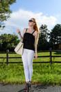 White-skinny-frame-denim-jeans-eggshell-tote-strathberry-bag