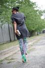 Dark-gray-zara-bag-green-tribal-asoscom-pants
