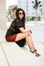 Black-kurt-geiger-shoes-black-mango-shirt-black-heine-bag