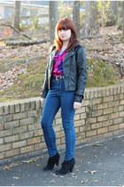 Ashley by twenty six international jacket - Xhileration boots