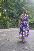 maxi dress Mossimo dress - Vogue sunglasses - Steve Madden heels