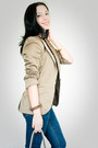 Beige-zara-blazer-asos-jeans-metallic-giani-bernini-bag-suede-zara-wedges