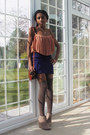 Brown-thigh-high-tesco-socks-light-brown-suede-tesco-wedges-light-orange-ple
