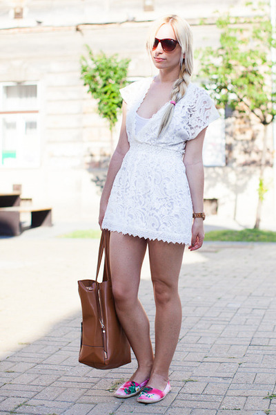 OASAP bag - Sheinside dress