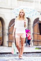 Orsay shorts - Orsay top