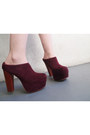 Crimson-velvet-jeffrey-campbell-clogs-light-blue-vintage-skirt-ruby-red-crop