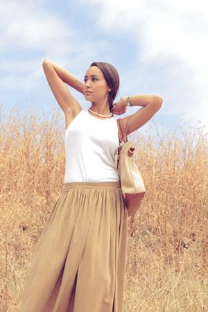Shana skirt - Primark sandals