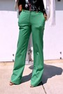 White-zara-blazer-black-2-pac-forever-21-t-shirt-green-dvf-pants