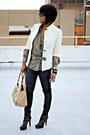 Black-rosegold-shoes-black-faux-leather-inc-leggings