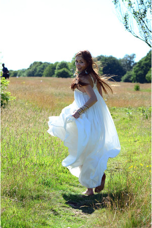 ivory Monsoon dress