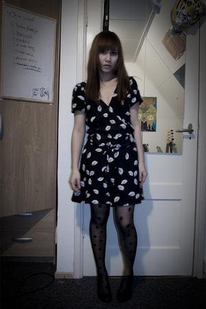 asos shorts - Miss Selfridges tights
