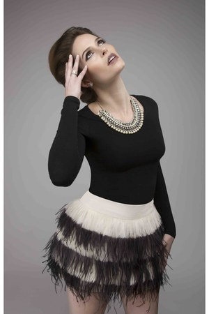 Club Monaco skirt - H&M shirt - H&M necklace
