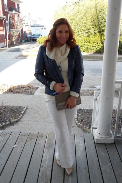 Forever 21 blazer - Bakers shoes - Aldo bag - H&M pants