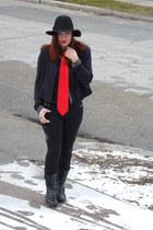 Graceland boots - American Eagle jeans - Bakers hat - Forever 21 jacket