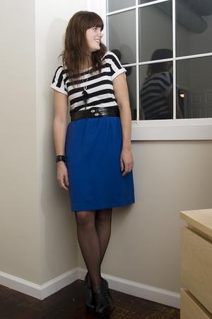 Forever 21 shirt - Goodwill skirt