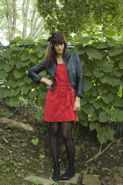 forever 21 jacket - banana republic dress - forever 21 accessories