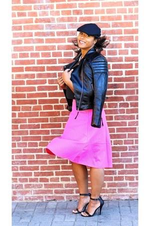 H&M jacket - H&M skirt