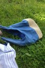 Sky-blue-have-no-idea-bag