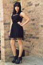 Black-rodarte-for-target-dress-beige-xhilaration-tights-black-forever21-shoe