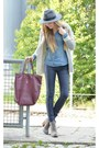 Grey-jeffrey-campbell-boots-stefanel-bag-gre-sheinside-cardigan