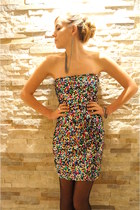 sequins Vila dress
