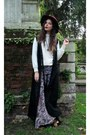 Maroon-h-m-hat-lace-duster-vintage-jacket-roll-neck-vintage-sweater