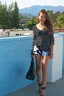 Black-helmut-lang-sweater-black-prada-bag-white-zara-shorts