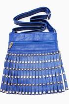 blue unbranded bag