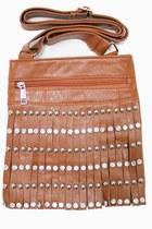 Bronze-fringe-unbranded-bag