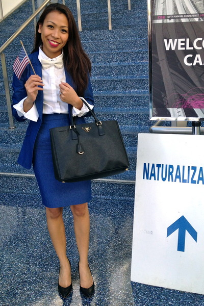 Classic Blazer H&M Blazers, Prada Bags, Pencil Skirt H&M Skirts ...