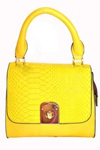 yellow neon bag HR bag