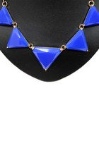 Blue Unbranded Necklaces