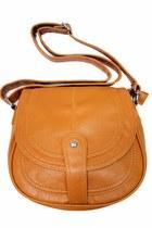 Gold-satchel-unbranded-bag