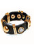 leather  studs unbranded bracelet
