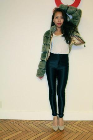 American Apparel pants - calvin klein top