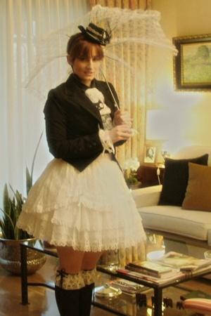 Lolita Rehearsal