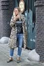 Camel-leopard-coat